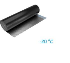 Guaina impermeabilizzante bituminosa con lamina in allumino ALUGUM -20 °C mq.10