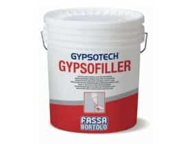 Stucco in pasta pronto all'uso per cartongesso Fassa Gypsofiller 25kg
