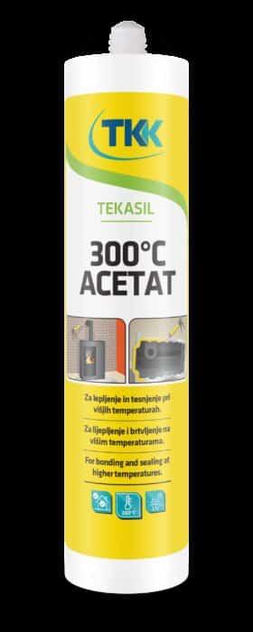 Silicone resistente alle alte temperature 300 ml FIRESTOP