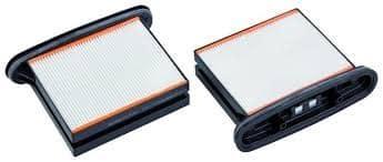 Set filtri a pieghe per aspirapolvere VACTEC 25