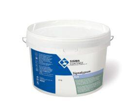 Pittura acrilica con alto potere coprente lavabile per cartongesso Sigmagypsum 12,5 litri