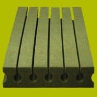 Elementi fonoassorbenti in poliuretano LINEABSORBER cm 100x50