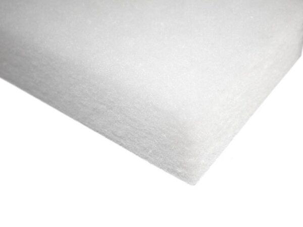 Pannello fonoassorbente AKUSTIK SOFT in fibra di poliestere densità 30 kg/mq 120x60 cm Confezione mq.7.20