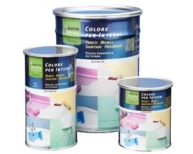 latta vari formati gapi sottosopra colore per interni- 250ml 500ml