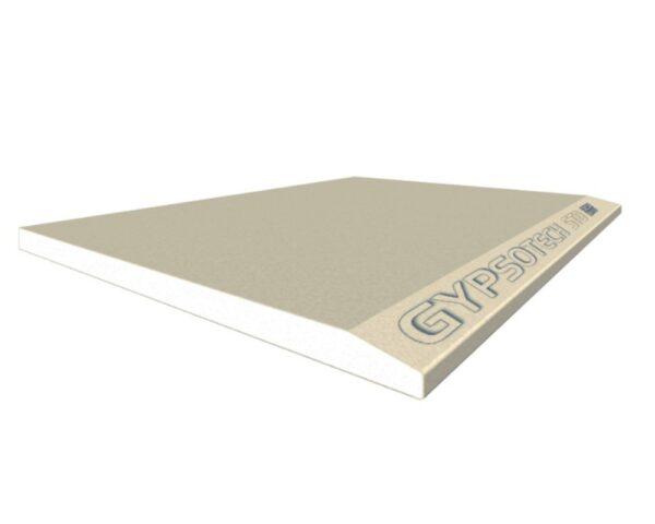 Lastra di cartongesso flessibile spessore 6 mm dimensioni 120 x 300 cm (mq.3,60 per lastra) per pareti e soffitti curvi STD