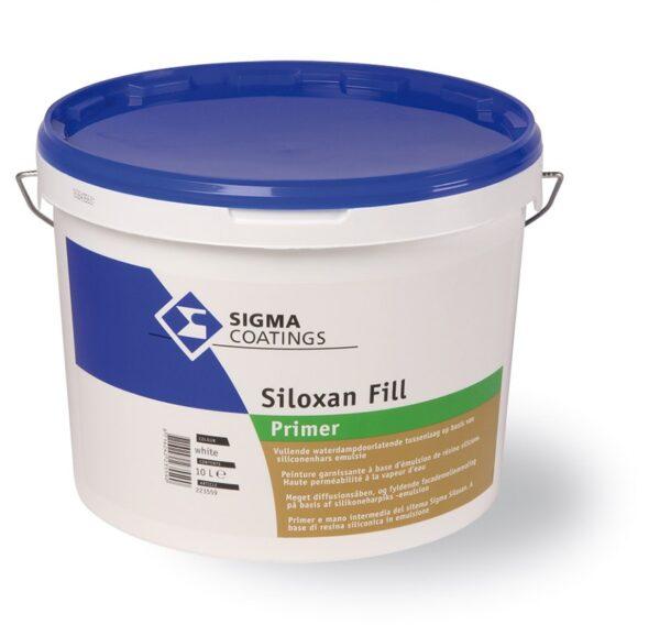 Fondo silossanico riempitivo SILOXAN FILL PRIMER bianco lt.10