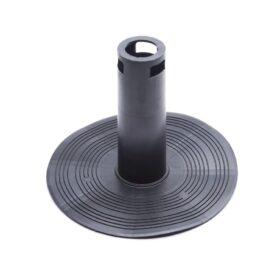 Aeratore in tpe per coperture h 240 mm con coperchio