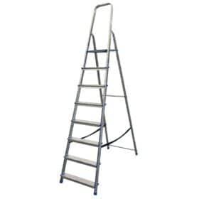 Scala domestica 7 gradini altezza 141 cm Marchetti Stella Basic 07
