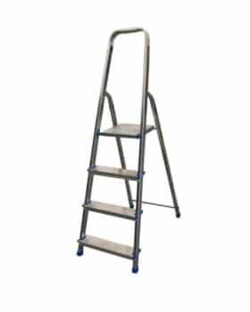 Scala domestica a 4 gradini altezza 80 cm Marchetti Stella Basic 04