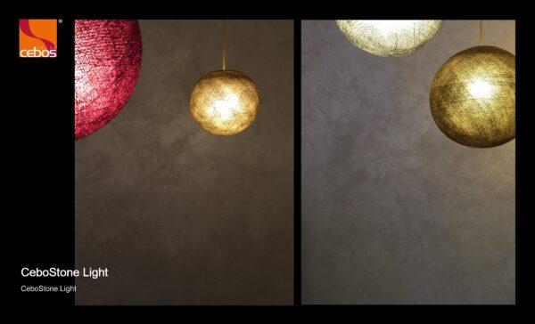 Applicazione pittura decorativa effetto sabbiato cebostone light