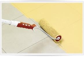 vernice per mattonelle
