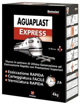 Stucco a rapida essiccazione AGUAPLAST EXPRESS
