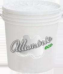 Vernice alluminio per guaina bituminosa 10 litri Cimar ALLUMINIO ECO