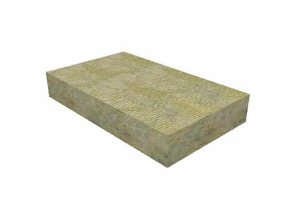 Pannello in lana di roccia per cappotto 100x60 cm Fibran BP-ETICS