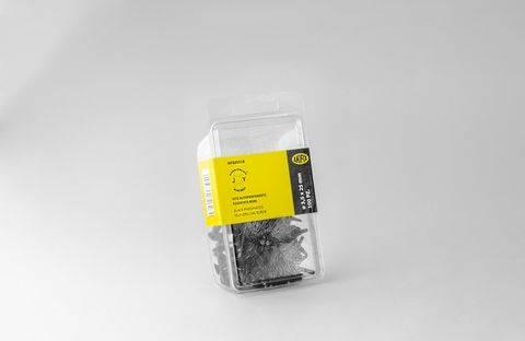 Vite per cartongesso autoperforante fosfatata (100 pezzi) varie misure