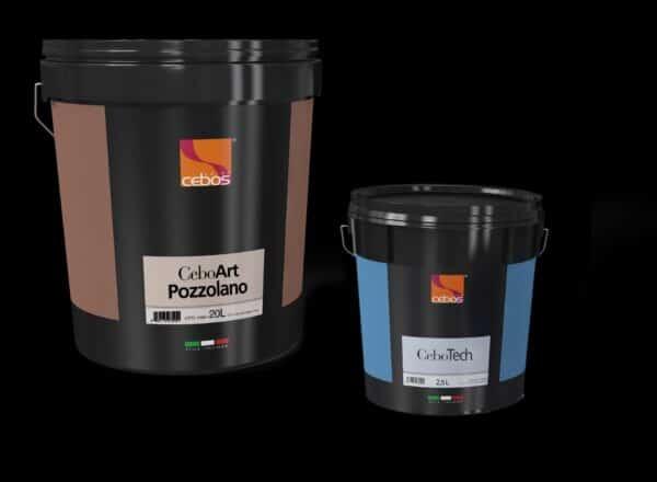 Latta vari formati Pittura decorativa CeboArt Pozzolano