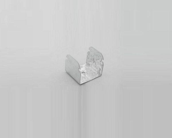 Cavaliere cartongesso per incrocio doppia struttura 27/50