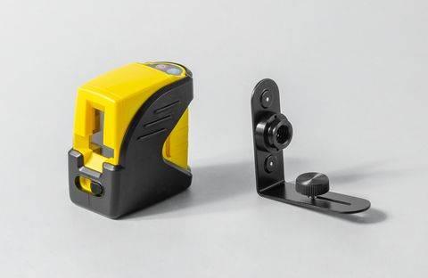 Kit laser autolivellante professionale con ricevitore raggio rosso LP102