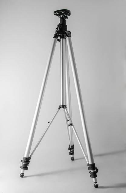 Treppiede in alluminio per laser super professionale Akifix