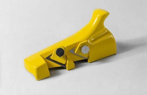 Pialla a mano professionale angolare per cartongesso in metallo doppia inclinazione akifix