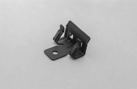 Clip per pendinatura su putrella spessore 1,5 a 4 mm