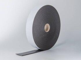 Nastro biadesivo cartongesso in polietilene larghezza 70 mm 20 metri