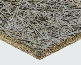 Pannello in cemento legno da cappotto Celenit N/C 120x60 cm