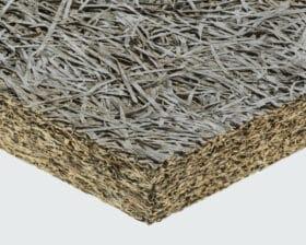 Pannello in cemento legno Celenit N 200x60 cm
