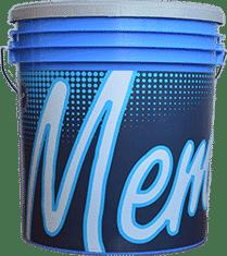 Guaina liquida impermeabilizzante acrilica all'acqua colorata Cimar Membrana Liquida