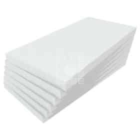 Pannelli eps per cappotto termico polistirene espanso 100x50 cm Elle Esse WPX35 ETICS