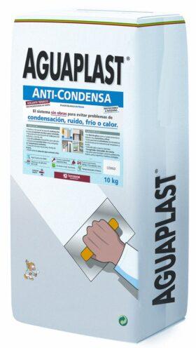 Stucco termoisolante anticondensa in polvere AGUAPLAST ANTICONDENSA kg.9