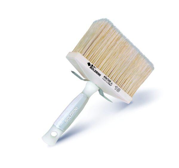 Plafone universale setola bionda 70 x 170 mm per pitture lavabili quarzi e silicati