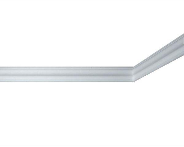Cornice in polistirolo bovelacci per soffitto I709 4x1.5 cm lunghezza ml.2
