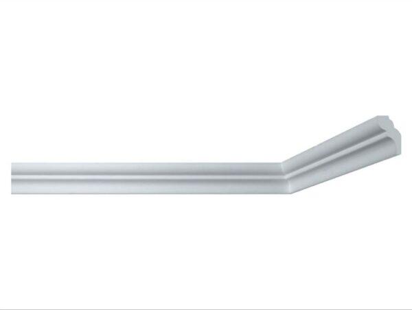Cornice in polistirene estruso BOVELACCI I755 4x5 cm lunghezza ml.2