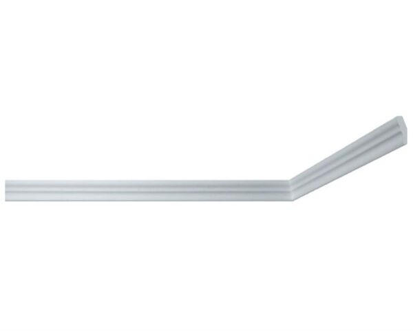 Sguscio in polistirene estruso BOVELACCI I725 1,8x2,5 cm lunghezza ml.2