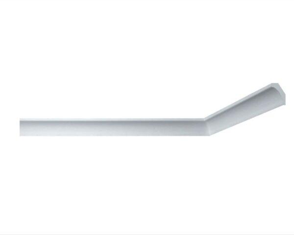 Sguscio in polistirene estruso BOVELACCI I705 3,5x3,5 cm lunghezza ml.2