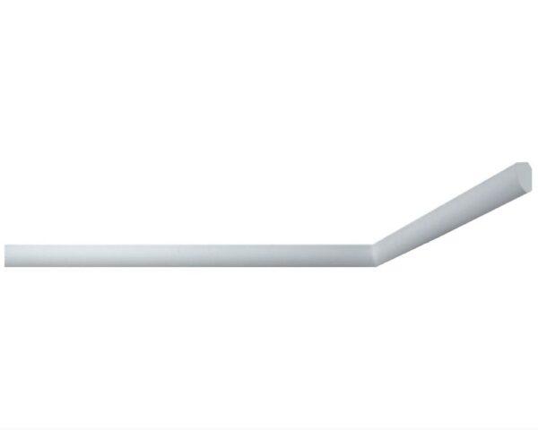 Cornice angolare in polistirene estruso BOVELACCI I715 2x2 cm lunghezza ml.2