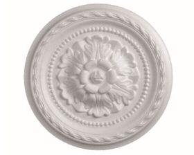 Rosone in polistirolo per soffitto modello ER31 diametro 31 cm