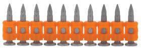 Chiodi HC6 per sparachiodi Spit Pulsa 800P/800E in acciaio per legno, acciaio e calcestruzzo conf. 500 pz+1 Gas