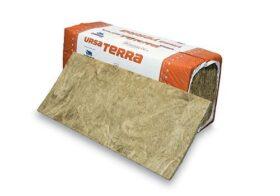 Pannelli in lana minerale URSA Terra Plus 70 spessore 4 cm (confezione da mq. 10.08 - 12 PANNELLI)