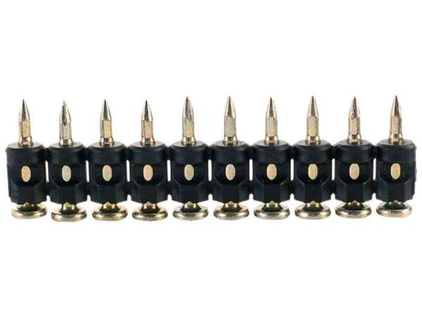 Chiodi C6 in acciaio per calcestruzzo legno e materiali teneri Per Spit Pulsa 800P/800E - vari spessori confezione 500pz+1 Gas