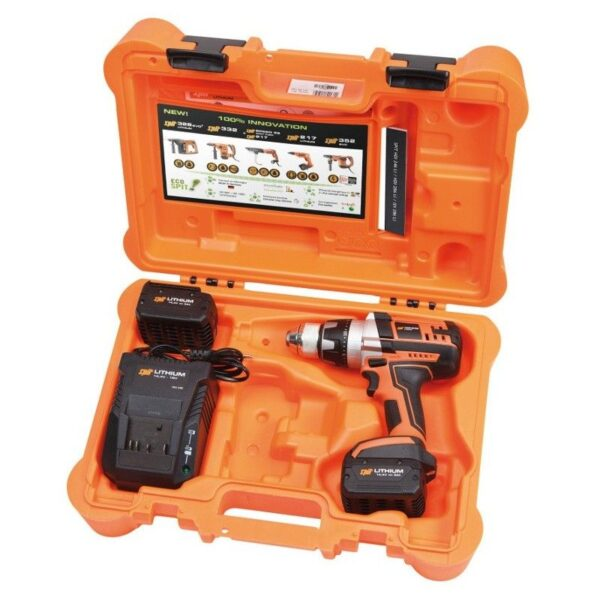 Avvitatore a batteria ad alte prestazioni per legno cartongesso e acciaio Spit HDI 286 Litio