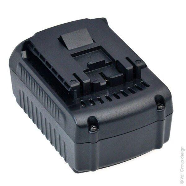 Batteria Litio 18 Volt-4 Ah per Avvitatore ad alte prestazioni Spit HDI 286 Litio