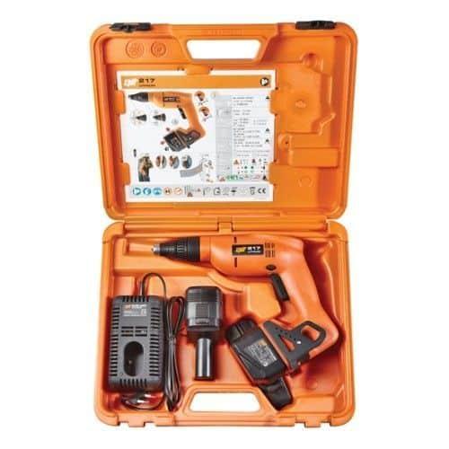 Avvitatore a batteria ad alte prestazioni per cartongesso Spit 218 Litio