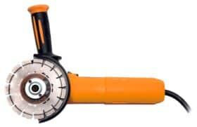 Smerigliatrice angolare 125 mm diametro elettrica dischi diamantati per multimateriali Spit AGP 125 AV