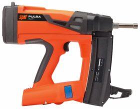 Chiodatrice a batteria e a gas per legno, acciaio, cartongesso e laterizi Spit Pulsa 800P+