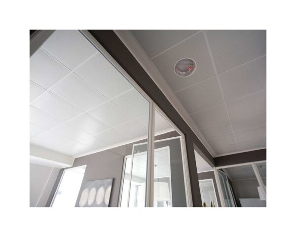 Pannello controsoffitto 60x60 in lamiera con foratura totale ITP Star Metal