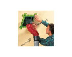Nastro adesivo per tenuta all'acqua all'aria e al vento per interni ed esterni Klober Flecto