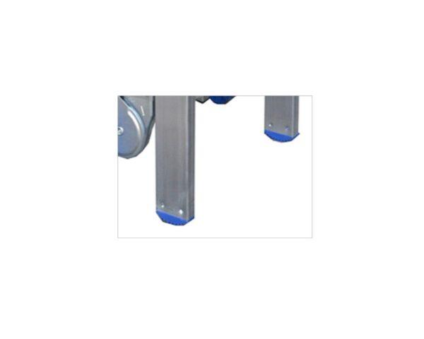 Tacco interno blu montante 60x25 mm per Marchetti Agril - A1 - AL - A2 - Biblio - Equipe - Duo - Forma