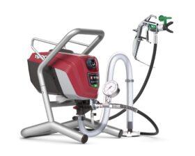 Macchina a spruzzo airless a bassa pressione 120 bar 230 Volt Titan HEA